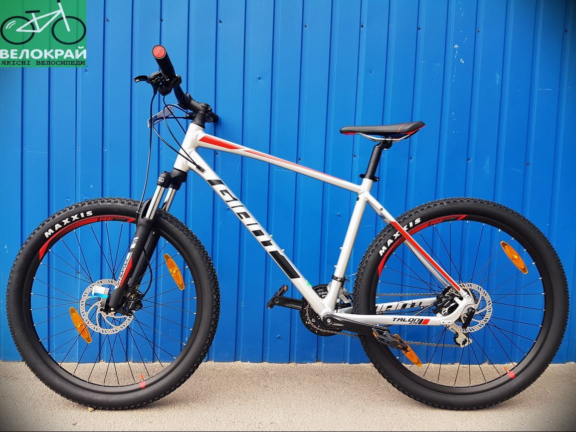Велосипед Giant Talon 3 2019