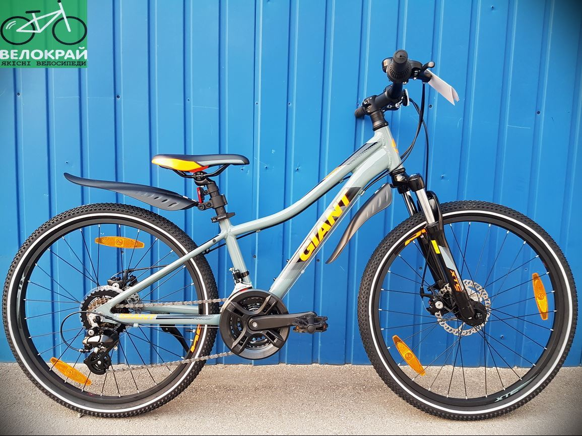 Велосипед Giant XTC JR 1 24 Disc 2019
